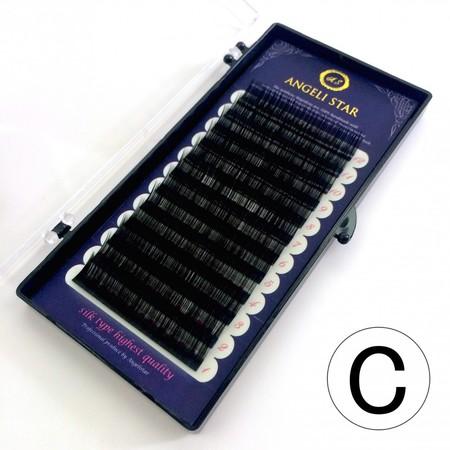 アンジェリスタ シルクラッシュ (セーブル調)  Cカール   0.15mm