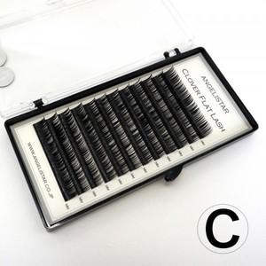 クローバーフラットラッシュ Cカール MIX:6〜13mm